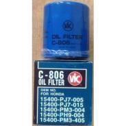 Фильтр масляный VIC C-806 МОТО. Цена за 1 шт.