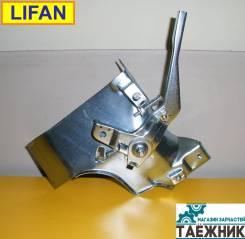 Ручка газа в сборе 182F-190F двигатель Лифан.