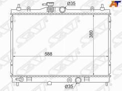 Радиатор основной SAT NS0001-G11