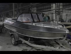 Лодка алюминиевая orionboat 48К