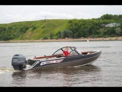 Лодка алюминиевая orionboat 53Д