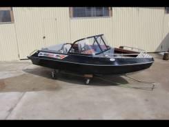 Лодка алюминиевая Orionboat 46Д