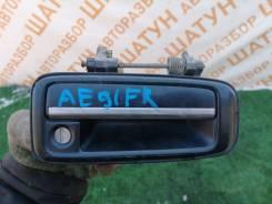 Ручка двери внешняя правая передняя Toyota Sprinter /Corolla AE91, 5AF