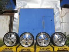 R19 Комплект симпатичных Брэндовых дисков с полочкой. Б/п по РФ. (180н)