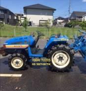 Японский мини трактор Iseki Lanhope 205 на запчасти.