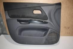 Обшивка передней левой двери Kia Rio 2 2005-2011