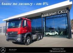 Mercedes-Benz Arocs 3348 S, 2021