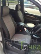 Модельные штатные чехлы для Toyota Land Cruiser Prado 120 2003-2009
