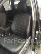 Модельные штатные чехлы для Toyota Land Cruiser Prado 150 2009-2017