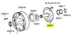 Toyota Lexus Вал статора 3537050010