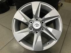 Новые диски R17 Toyota LC Prado / Hilux / Fortuner