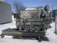 Ремонт дизель-генераторов, двигателей 6ч12/14 на вагонах