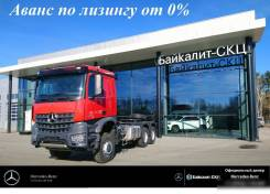 Mercedes-Benz Arocs 3348 AS 6х6, 2021