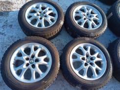 Alpha Romeo 147 оригинальные диски R15 5*98 6,5j вылет 41,5 ЦО 58,1 Ал
