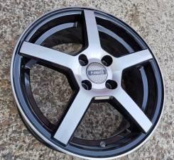 Новые литые диски NEO V03 на Kia Rio, Hyundai Solaris R15