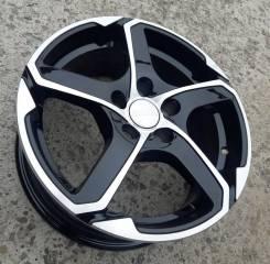 Новые литые диски SKAD Аллигатор на Skoda Rapid, Fabia, VW Polo R15