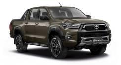 Рестайл комплект Toyota Hilux Pick up 2016+в 2021год