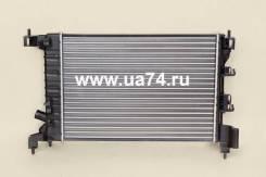 Радиатор трубчатый Chevrolet Aveo 1.2 / 1.4 11- / Opel Mokka 12- (SG-CV0011 / SAT)