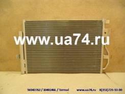 Радиатор кондиционера Chevrolet Aveo T300 / Cobalt / Opel Mokka 1.2-1.6 11- (1040246Zh / Termal)
