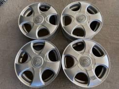 Комплект литых дисков из Японии Blows R14 4x100 4x114.3