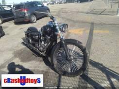 Harley-Davidson Dyna Wide Glide FXDWG 02250, 2011