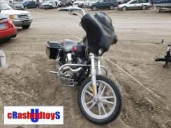 Harley-Davidson Dyna Super Glide FXD 19516, 2008