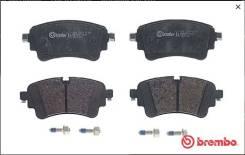 Колодки тормозные задние AUDI Q7 2015-/ A4 2015-/ A5 2016-/ Q5 2016-