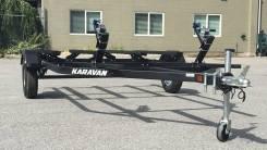 Прицеп для перевозки двух гидроциклов Karavan Trailers WC-2450-84L