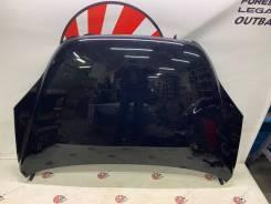 Капот (NH731P - черный) Honda Cr-V RE4 #2 2008г