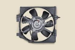 Диффузор радиатора кондиционера в сборе Mazda 323 / Familia / Astina / Protege 98-02 (ST-MZV6-203-0 / SAT)