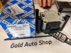 61-00008-SX катушка зажигания Audi A2-A4 1.4/1.6/1.8 96>, Skoda