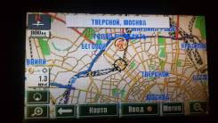 Блок навигации Lexus русифицированный и карты навигации России.