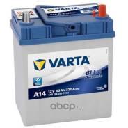 Varta Батарея аккумуляторная обратная поляр. (Азия) клеммы 540 126 033
