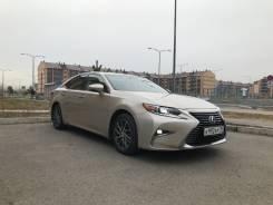 Прокат Lexus ES250 без водителя