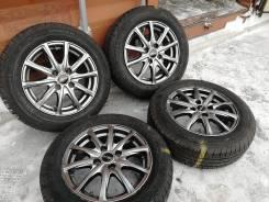 Красивые литые диски Manaray Sport R14, 4/100