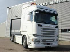 Scania R580, 2016