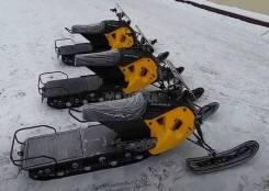 Снегоход Лидер Альфа 3 Superlong (машинокомплект)