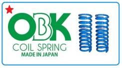 Пружины задние OBK | усиленные | Noah 01-07 | 2WD | цена за 2 шт.