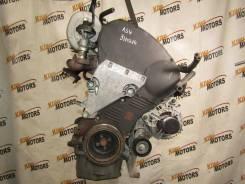 Контрактный двигатель Шкода Октавия Фабия 1,9 D ASY