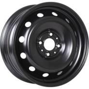 Легковой диск Кременчуг Заз 6,5x16 5x114,3 et40 67,1 черный