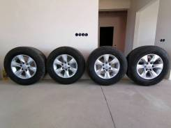 Отличные колеса на ТЛК Прадо