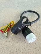 Зарядное устройство, кабель переходник + заземление Leaf Outlander