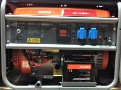 Генератор бензиновый Кратон GG-5500ЕM 5,5 кВт, электростартер Гарантия