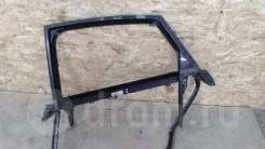 Рамка двери Audi Allroad quattro 2005-2012 2008 [4F9839629D], левая задняя