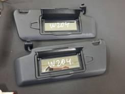 Козырьки солнцезащитные комплект Mercedes-Benz C-Class W204