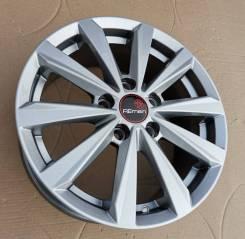Новые литые диски Remain на Renault Duster, Nissan Terrano R16