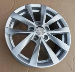Новые литые диски K&K КС863 на Renault Duster, Nissan Terrano R16