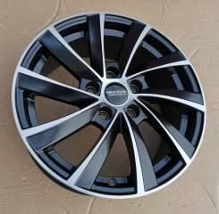 Новые литые диски SKAD KL-273 на Skoda Octavia A5, А7, VW Jetta R16
