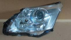 Оригинальная левая фара ксенон с функцией ASF Avensis 2009-2012