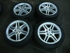 """Комплект дисков Mercedes W204 17"""" AMG A2044014602, A2044014502"""